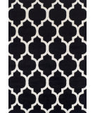 RugStudio presents Dalyn Finesse Fn960 Black Machine Woven, Good Quality Area Rug