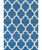 RugStudio presents Dalyn Finesse Fn960 Teal Machine Woven, Good Quality Area Rug