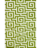 RugStudio presents Dalyn Infinity If1 Citron Hand-Tufted, Good Quality Area Rug