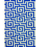RugStudio presents Dalyn Infinity If1 Cobalt Hand-Tufted, Good Quality Area Rug