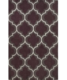 RugStudio presents Dalyn Infinity If3 Plum Hand-Tufted, Good Quality Area Rug