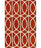 RugStudio presents Dalyn Infinity If5 Pumpkin Hand-Tufted, Good Quality Area Rug