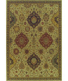 RugStudio presents Rugstudio Sample Sale 58414R Ivory Machine Woven, Better Quality Area Rug