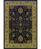 RugStudio presents Dalyn Imperial Ip-8020 Black Machine Woven, Better Quality Area Rug