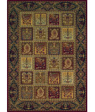RugStudio presents Dalyn Imperial Ip-81 Burgundy Machine Woven, Better Quality Area Rug