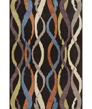 RugStudio presents Dalyn Impulse Is1 Black Hand-Tufted, Good Quality Area Rug