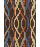 RugStudio presents Dalyn Impulse Is1 Chocolate Hand-Tufted, Good Quality Area Rug