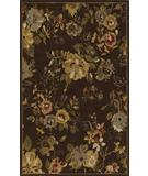 RugStudio presents Dalyn Jewel Jw30 Chocolate Hand-Tufted, Good Quality Area Rug
