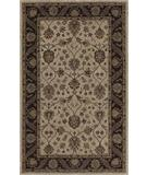 RugStudio presents Dalyn Jewel Jw33 Ivory/Chocolate Hand-Tufted, Good Quality Area Rug