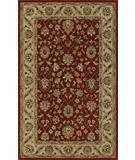 RugStudio presents Dalyn Jewel Jw33 Salsa/Ivory Hand-Tufted, Good Quality Area Rug