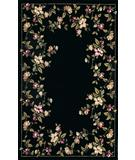 RugStudio presents Dalyn Marquis MQ171 Black Machine Woven, Good Quality Area Rug