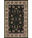 RugStudio presents Dalyn Marquis MQ32 Black Machine Woven, Good Quality Area Rug