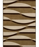 RugStudio presents Dalyn Milano ML-526 Taupe Machine Woven, Good Quality Area Rug