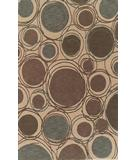 RugStudio presents Dalyn Meridian MN-32 Ivory Machine Woven, Good Quality Area Rug