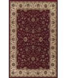 RugStudio presents Dalyn Meridian MN-530 Red Machine Woven, Good Quality Area Rug