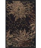 RugStudio presents Dalyn Meridian MN-64 Black Machine Woven, Good Quality Area Rug