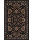 RugStudio presents Dalyn Meridian MN-82 Black Machine Woven, Good Quality Area Rug