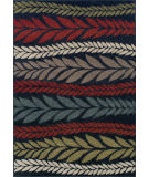 RugStudio presents Dalyn Marcello Mo102 Black Machine Woven, Good Quality Area Rug