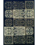 RugStudio presents Dalyn Marcello Mo132 Black Machine Woven, Good Quality Area Rug