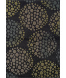 RugStudio presents Dalyn Marcello Mo4330 Black Machine Woven, Good Quality Area Rug