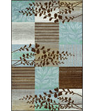 RugStudio presents Dalyn Monterey Mr-304 Chocolate Machine Woven, Good Quality Area Rug