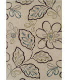 RugStudio presents Dalyn Radiance Rd1527 Ivory Machine Woven, Good Quality Area Rug