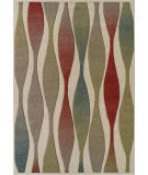 RugStudio presents Dalyn Radiance Rd3339 Ivory Machine Woven, Good Quality Area Rug