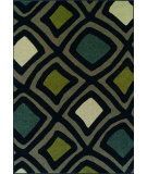 RugStudio presents Dalyn Radiance Rd769 Black Machine Woven, Good Quality Area Rug