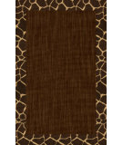 RugStudio presents RugStudio Riley sr100 chocolate 235 Sisal/Seagrass/Jute Area Rug