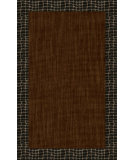 RugStudio presents RugStudio Riley sr100 chocolate 238 Sisal/Seagrass/Jute Area Rug