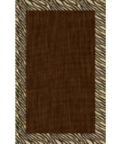 RugStudio presents RugStudio Riley sr100 chocolate 239 Sisal/Seagrass/Jute Area Rug