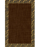 RugStudio presents RugStudio Riley sr100 chocolate 240 Sisal/Seagrass/Jute Area Rug