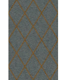 RugStudio presents Dalyn Largo La7 Sky/Mocha Area Rug