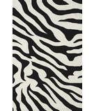 RugStudio presents Dalyn Safari Si-1 Black Hand-Tufted, Good Quality Area Rug