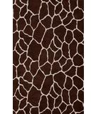RugStudio presents Dalyn Safari Si-4 Chocolate Hand-Tufted, Good Quality Area Rug