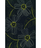 RugStudio presents Dalyn Sanibel Sj10 Black Machine Woven, Good Quality Area Rug