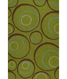 RugStudio presents Dalyn Sanibel Sj11 Lime Machine Woven, Good Quality Area Rug