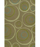 RugStudio presents Dalyn Sanibel Sj11 Taupe Machine Woven, Good Quality Area Rug