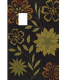 RugStudio presents Dalyn Sanibel Sj1 Black Machine Woven, Good Quality Area Rug