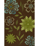 RugStudio presents Dalyn Sanibel Sj1 Chocolate Machine Woven, Good Quality Area Rug