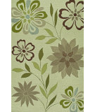 RugStudio presents Dalyn Sanibel Sj1 Ivory Machine Woven, Good Quality Area Rug