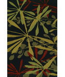 RugStudio presents Dalyn Sanibel Sj4 Black Machine Woven, Good Quality Area Rug