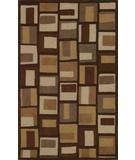 RugStudio presents Dalyn Structures SU-1 Chocolate Hand-Tufted, Good Quality Area Rug