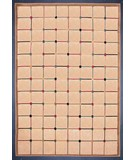 RugStudio presents Dalyn Santa Cruz Sz505 Antique Ivory Machine Woven, Good Quality Area Rug