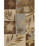 RugStudio presents Dalyn Terrace TE-12 Chocolate Hand-Hooked Area Rug