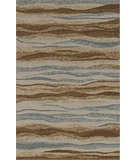 RugStudio presents Dalyn Terrace TE-1 Mutli Hand-Hooked Area Rug