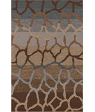 RugStudio presents Dalyn Terrace TE-21 Multi Hand-Hooked Area Rug