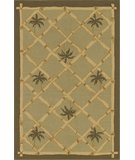 RugStudio presents Dalyn Terrace TE-22 Fern Hand-Hooked Area Rug