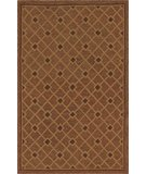 RugStudio presents Dalyn Terrace TE-6 Rust Hand-Hooked Area Rug