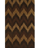 RugStudio presents Dalyn Tones Tn11 Fudge Hand-Hooked Area Rug